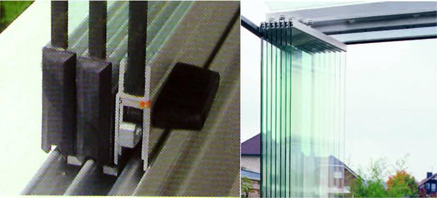 Beliebt Bevorzugt Rollladenland: Loggia + Terrassen Verglasungen #WP_95